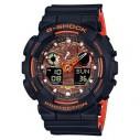 G-Shock Herren-Armbanduhr Trending GA-100BR-1AER 80545, 4549526211379