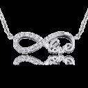 Engelsrufer Armband Silber - Infinity Love 69689, 4260463190243