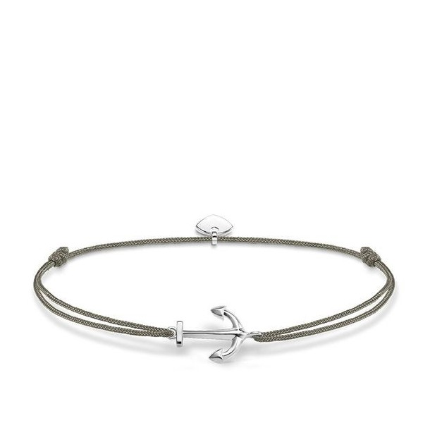 Thomas Sabo - Sterling Silver Armband Little Secret - Anker 67283, 4051245310894