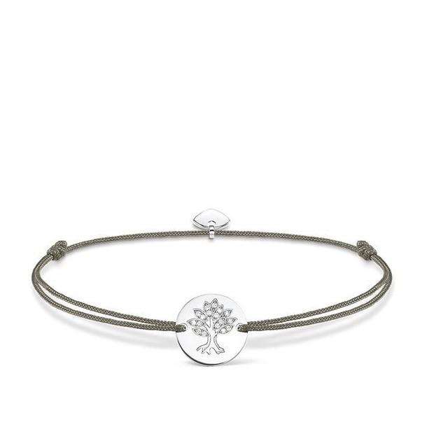 Thomas Sabo - Sterling Silver Armband Silber - Choins Lebensbaum 67285, 4051245310962