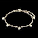 Xenox Fashion Armband in 9Karat Gold 81360, 9010050053742