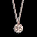 Xenox Symbolic Halskette Baum des Lebens in 9Karat Rosegold 81391, 9010050053636