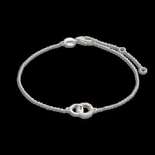 Xenox Symbolic Armband mit Diamanten in 9Karat Weißgold 81388, 9010050053797