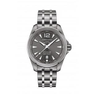 Certina Certina Herrenuhr Heritage DS Action Chronometer Titanium 81531, 7612307143729