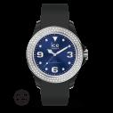 ICE Watch Ice star - Black deep blue Damenuhr 81911, 4895164092833