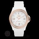 ICE Watch Ice star - White rose-gold Damenuhr 81909, 4895164092796
