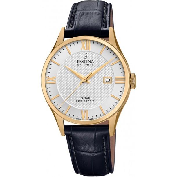 Festina Herrenuhr - Swiss Made 81935, 8430622733499