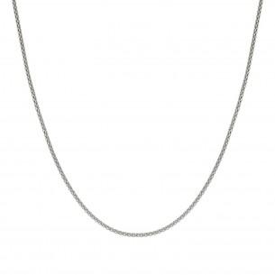 Nomination Silberkette Seimia 925/- Silber f. Anhängern personaliesierbare Kette 79970, 8033497451408