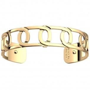 Les Georgettes Les Georgettes Maillon Schmuck - Armspange vergoldet 14mm breit 81974, 3607051501653