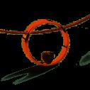 Florian-Julian Feichtinger Halskette Silber rose vergoldet 82175, 9120081460072