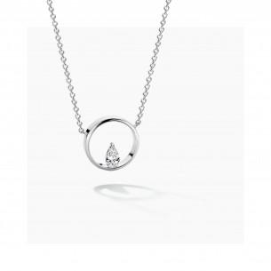 Florian-Julian Feichtinger Halskette 925 Silber 82183, 9120081460997
