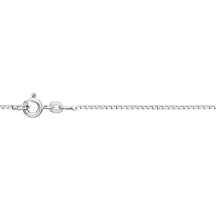 Venezianerkette Weissgold, W7915/36