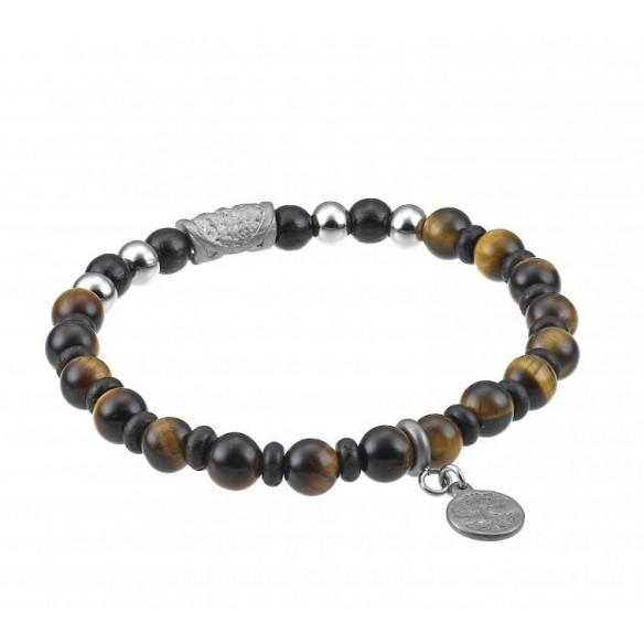 Juwelier Waschier Armband Lebensbaum aus Tigerauge 82649, 8021087249269