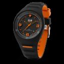 ICE Watch Herrenuhr P.Leclercq - Black Orange 82707, 4895164095131