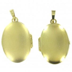 Palido Medaillon 23mm in 14 Karat Gold 82951, 9010595789335