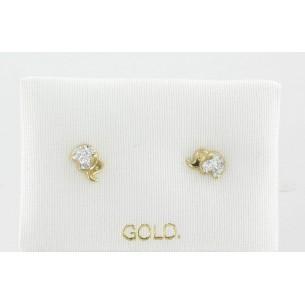 Palido Kinderohrstecker Gold 14k - Elefant 83317, 9010595774560