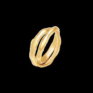 Xenox Ring silbervergoldet 925/- 83753, 9010050080977