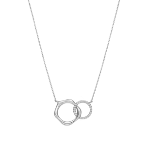 Xenox Collier Silber 925/- Zirkonia 83736, 9010050080823