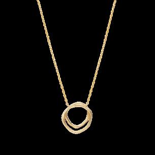 Xenox Collier silbervergoldet 925/- 83741, 9010050080892