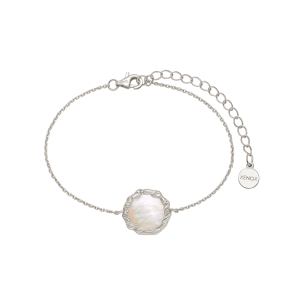 Xenox Armband Silber 925/- Perlmutt 83730, 9010050081554