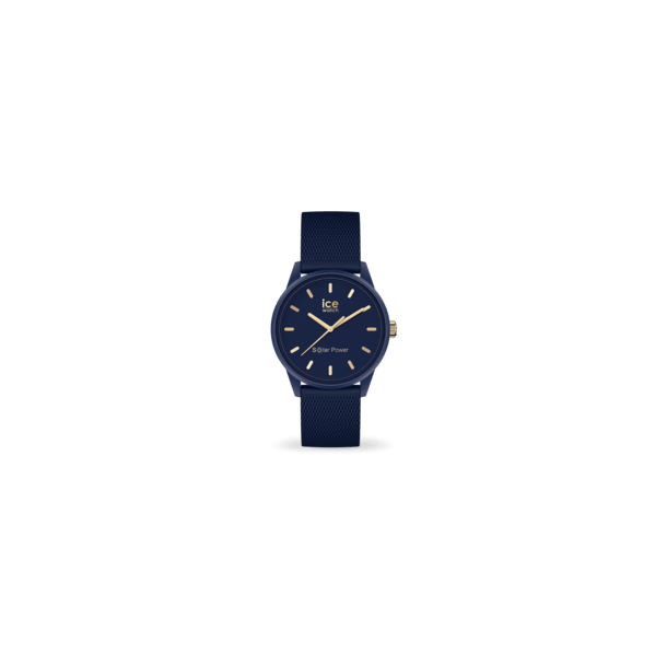 ICE Watch Damenuhr - Navy gold - Mesh 83778, 4895173300127