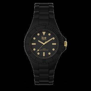 ICE Watch Damenuhr -Black gold 84065, 4895173302145