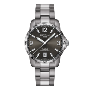 Certina Titanium Uhr COSC Zertifiziert 84097, 7612307145600