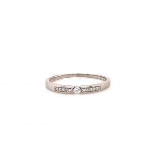 Palido Ring Weissgold 585/- Brillant 46158, 9010595823862