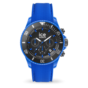 ICE Watch Herrenarmbanduhr- Neon blue 84576, 4895173305344