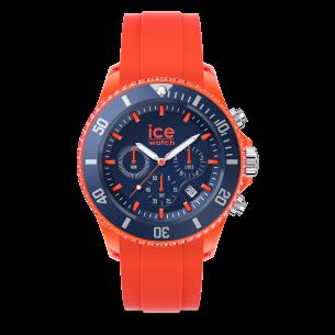 ICE Watch Herrenarmbanduhr - Orange blue 84580, 4895173305399