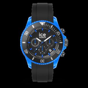 ICE Watch Herrenuhr - Black blue 84579, 4895173305382