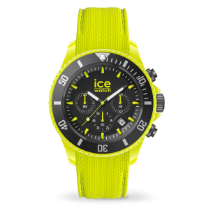 ICE Watch Herrenuhr - Neon yellow 84574, 4895173305320