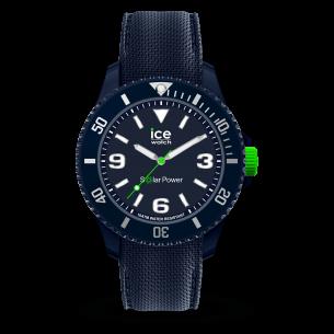 ICE Watch Herrenuhr - Solar - Dark blue 84582, 4895173304255