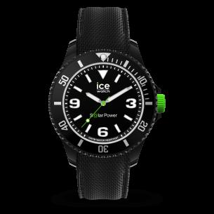 ICE Watch Herrenuhr - Solar - Black 84581, 4895173304248