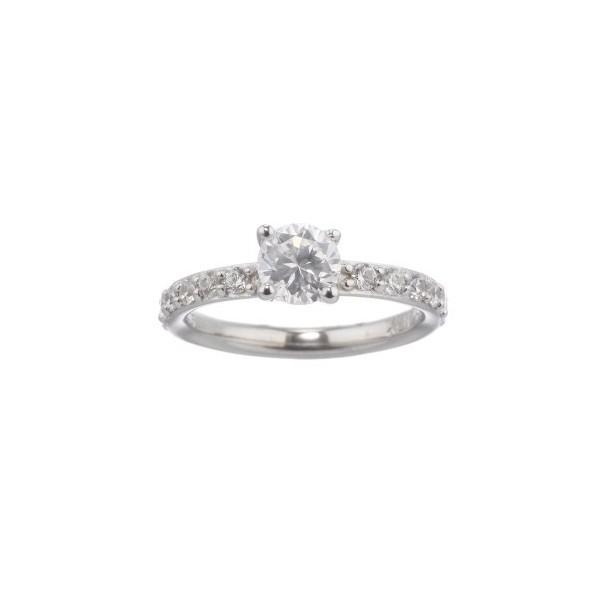 Ring in Silber mit Zirkonia, XS8217/56