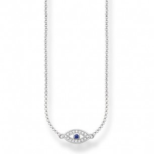 THOMAS SABO - Collier blaues Nazar Auge, KE1385-412-32-L42V
