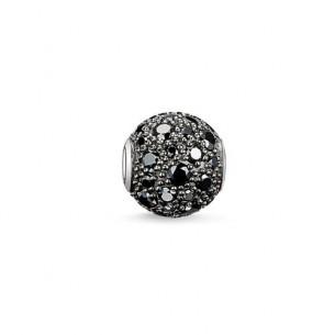 Crushed Pavé schwarz, K0109-643-11