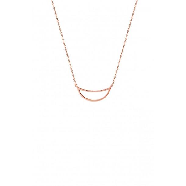 Xenox Silberkette rose vergoldet, XS1191R