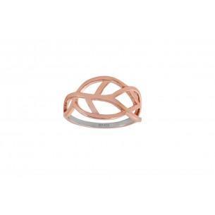 Xenox Ring rosévergoldet, XS1187R/54