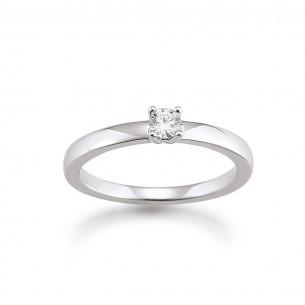 K10483 G 54 Brillantring Solitar Kaufen Bei Juwelier Waschier Dia