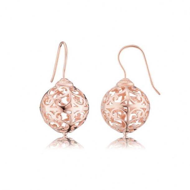 ERE-ER1-R, Engelsrufer Ohrringe rosé plated