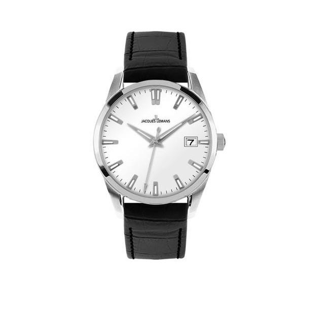 1-1763A, Jacques Lemans Uhr,Damenuhr