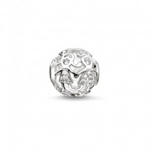 K0159-051-14, Sterling Silver,Charms,SI,925
