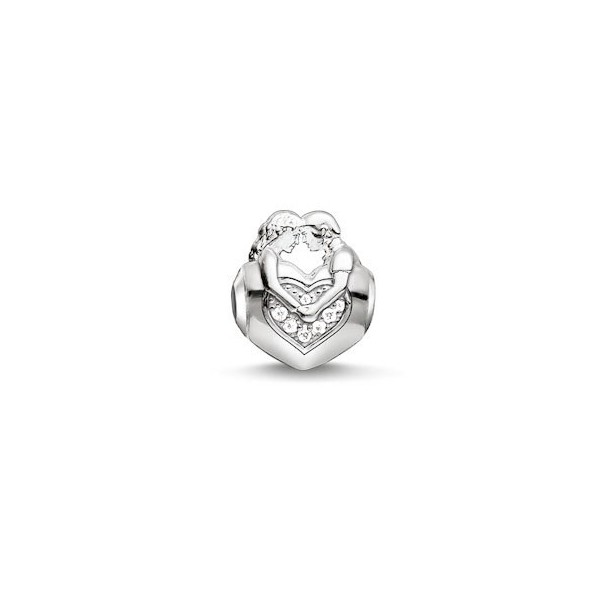 K0161-051-14, Sterling Silver,Charms,SI,925