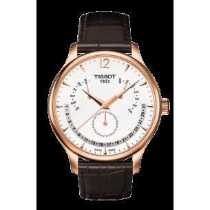 T0636373603700, Tissot Tradition perpetual calendar