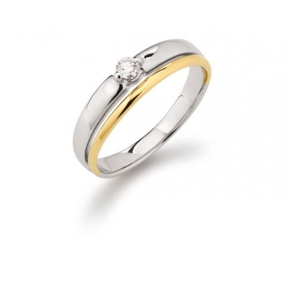 81084-34, Brillantring - Verlobungsring