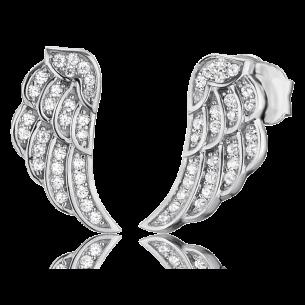 ERE-LILWING-ZI-ST, Engelsrufer Ohrschmuck - Flügel