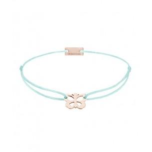 21200798, Momentoss - Filo Armband Schmetterling rose`