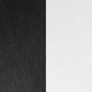 LEDM4-25, Lederband Zubehör - schwarz-weiß