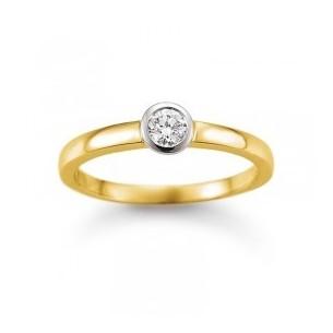 Brillantring - Verlobung, 4180040-2